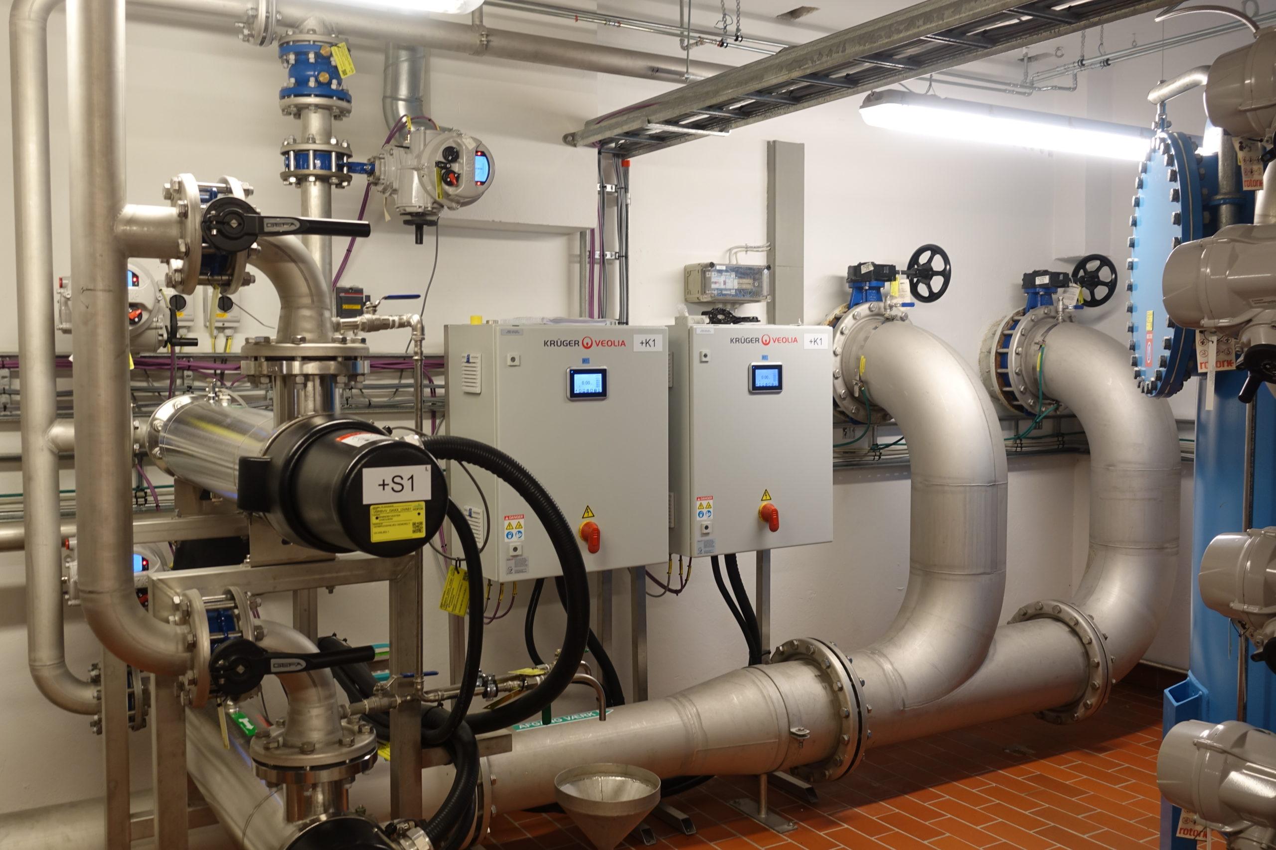 1. december 2020: Den komplekse forsyning af drikkevand 2020